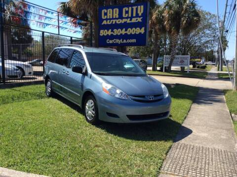 2008 Toyota Sienna for sale at Car City Autoplex in Metairie LA