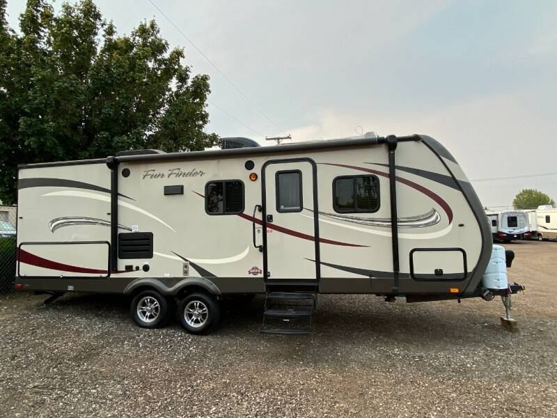 2015 Cruise RV Fun Finder F242BDS for sale at NOCO RV Sales in Loveland CO