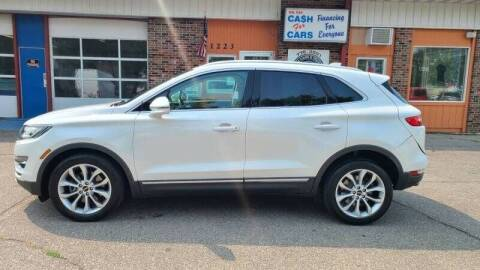 2017 Lincoln MKC for sale at Twin City Motors in Grand Forks ND