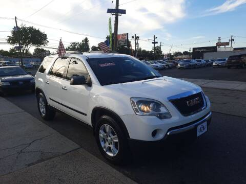 2010 GMC Acadia for sale at K & S Motors Corp in Linden NJ