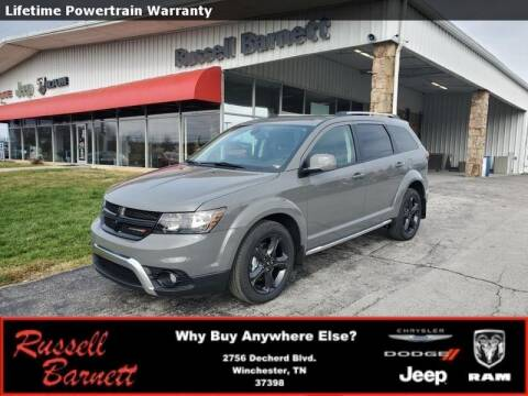 2019 Dodge Journey for sale at Russell Barnett Chrysler Dodge Jeep Ram in Winchester TN