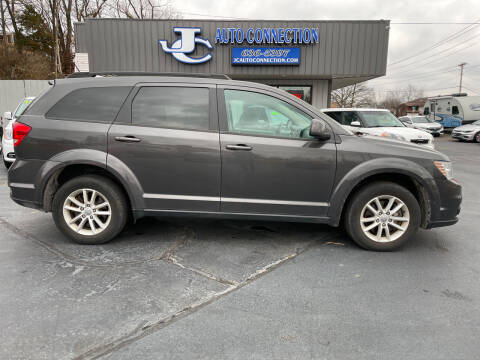 2016 Dodge Journey for sale at JC AUTO CONNECTION LLC in Jefferson City MO