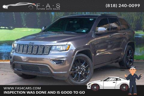 2018 Jeep Grand Cherokee for sale at Best Car Buy in Glendale CA