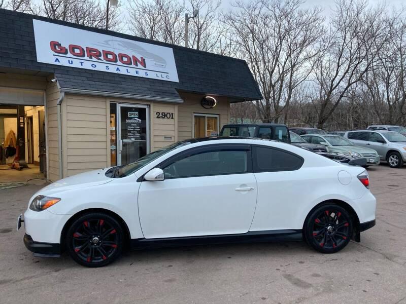 2010 Scion tC for sale at Gordon Auto Sales LLC in Sioux City IA