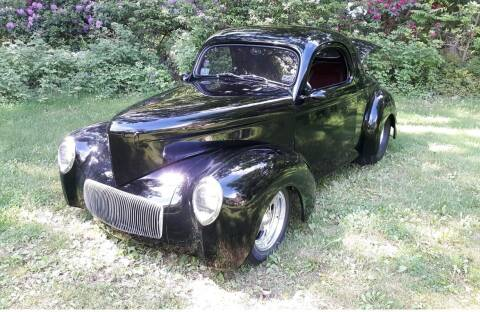 1941 Willys Coupe for sale at CARuso Classic Cars in Tampa FL