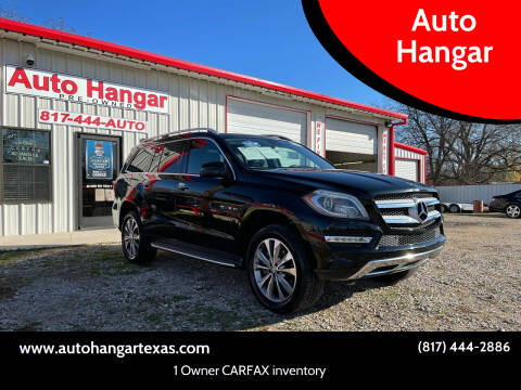 2014 Mercedes-Benz GL-Class for sale at Auto Hangar in Azle TX