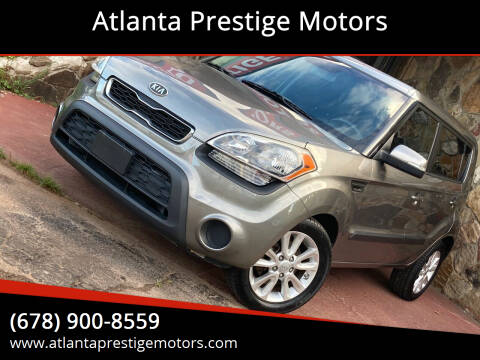2012 Kia Soul for sale at Atlanta Prestige Motors in Decatur GA