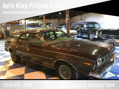1976 AMC Hornet for sale at Auto King Picture Cars - Rental in Westchester County NY