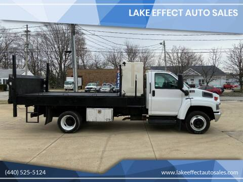 2005 GMC C5500 for sale at Lake Effect Auto Sales in Chardon OH