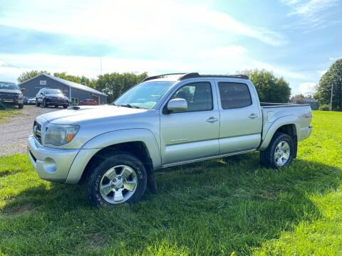 2011 Toyota Tacoma for sale at Riverside Motors in Glenfield NY