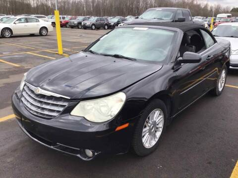 2009 Chrysler Sebring for sale at Cj king of car loans/JJ's Best Auto Sales in Troy MI
