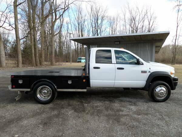 2010 Dodge Ram Chassis 4500 for sale at Apex Auto Sales LLC in Petersburg MI