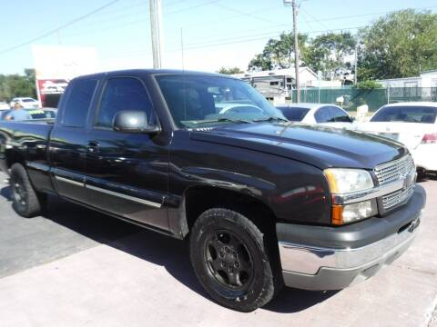 2004 Chevrolet Silverado 1500 for sale at LEGACY MOTORS INC in New Port Richey FL
