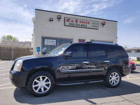 2007 GMC Yukon for sale at C & S SALES in Belton MO
