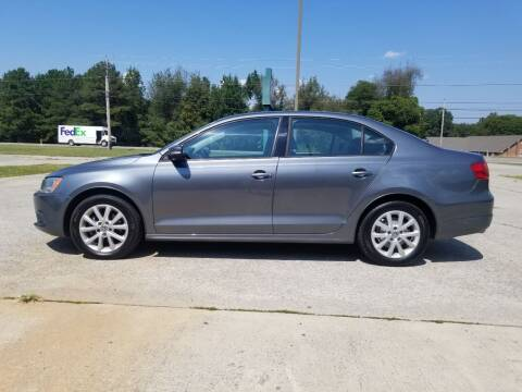 2011 Volkswagen Jetta for sale at Tennessee Valley Wholesale Autos LLC in Huntsville AL