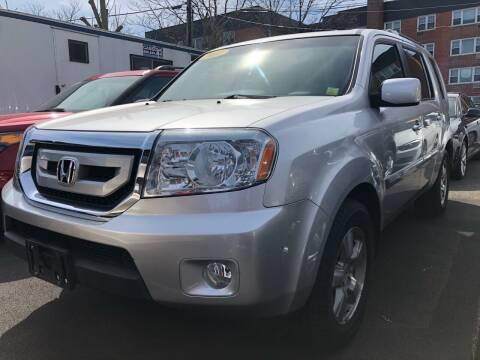 2011 Honda Pilot for sale at OFIER AUTO SALES in Freeport NY