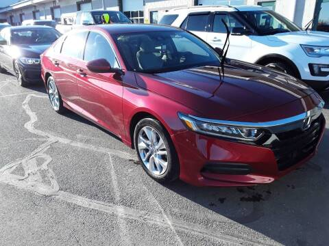 2018 Honda Accord for sale at Franklyn Auto Sales in Cohoes NY
