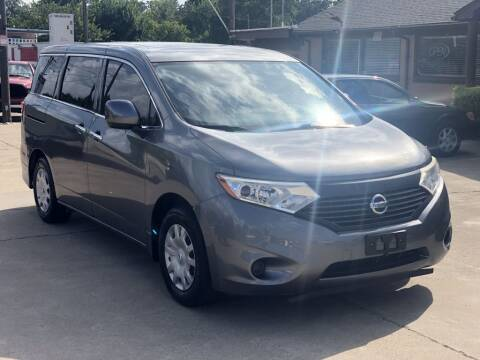 2015 Nissan Quest for sale at Safeen Motors in Garland TX