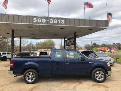 2008 Ford F-150 for sale at BOB SMITH AUTO SALES in Mineola TX