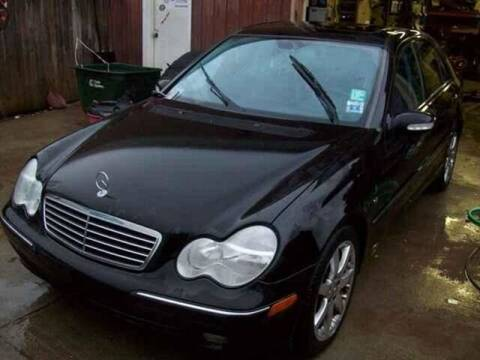 2003 Mercedes-Benz C-Class for sale at East Coast Auto Source Inc. in Bedford VA