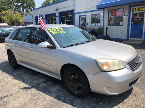 2007 Chevrolet Malibu Maxx for sale at Klein on Vine in Cincinnati OH