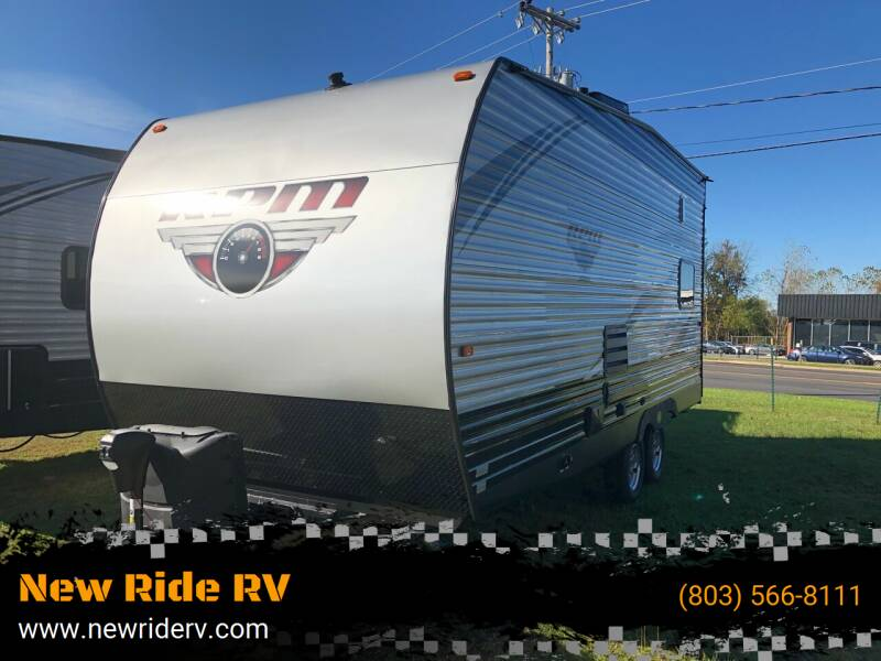 2020 Chinook RPM 21FKLE for sale at New Ride RV in Rock Hill SC