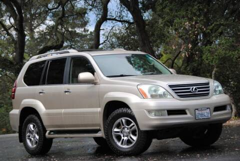 2008 Lexus GX 470 for sale at VSTAR in Walnut Creek CA