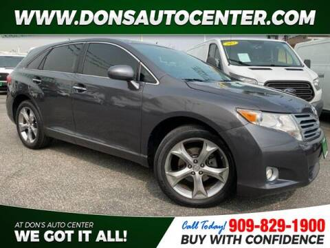 2011 Toyota Venza for sale at Dons Auto Center in Fontana CA