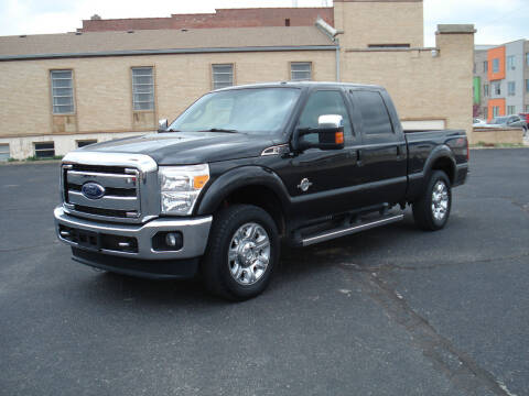 2015 Ford F-250 Super Duty for sale at Shelton Motor Company in Hutchinson KS