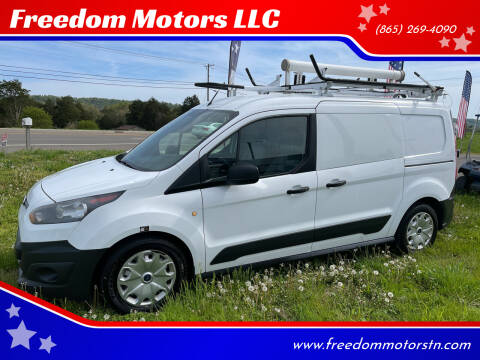 2014 Ford Transit Connect Cargo for sale at Freedom Motors LLC in Knoxville TN