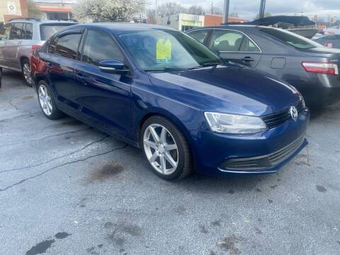 2011 Volkswagen Jetta for sale at All American Autos in Kingsport TN
