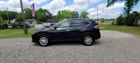 2016 Nissan Rogue for sale at Joye & Company INC, in Augusta GA