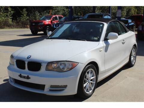 2011 BMW 1 Series for sale at Inline Auto Sales in Fuquay Varina NC