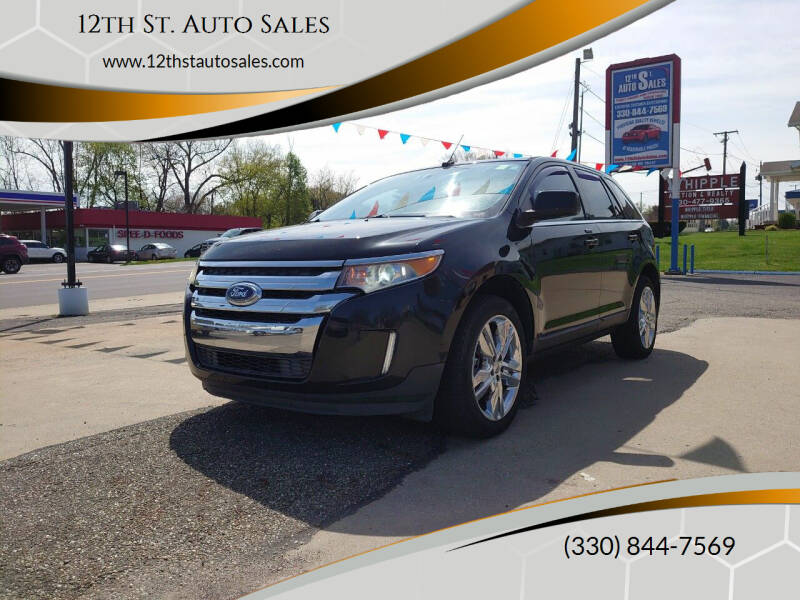 2011 Ford Edge for sale at 12th St. Auto Sales in Canton OH