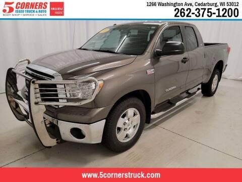 2012 Toyota Tundra for sale at 5 Corners Isuzu Truck & Auto in Cedarburg WI