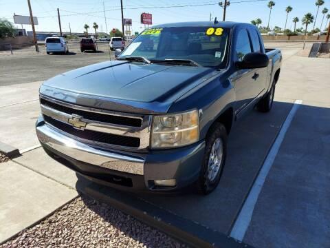 2008 Chevrolet Silverado 1500 for sale at Century Auto Sales in Apache Junction AZ