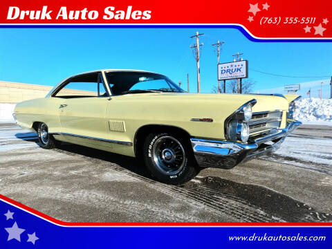 1965 Pontiac 2+2 for sale at Druk Auto Sales in Ramsey MN