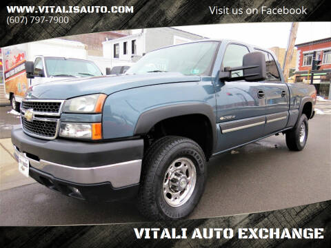 2006 Chevrolet Silverado 2500HD for sale at VITALI AUTO EXCHANGE in Johnson City NY