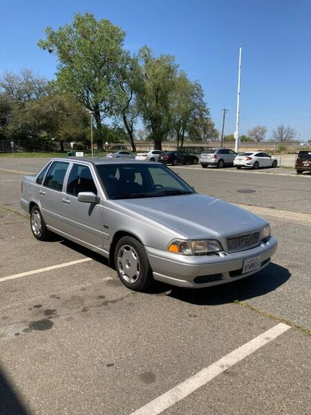 1998 Volvo S70 for sale at California Automobile Museum in Sacramento CA