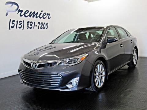 2013 Toyota Avalon for sale at Premier Automotive Group in Milford OH