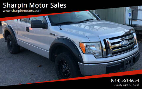 2009 Ford F-150 for sale at Sharpin Motor Sales in Columbus OH
