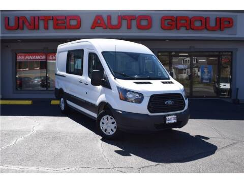 2018 Ford Transit Cargo for sale at United Auto Group in Putnam CT