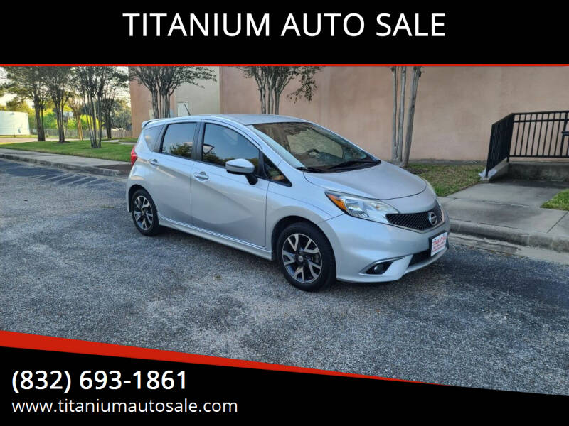 2015 Nissan Versa Note SR 4dr Hatchback - Houston TX