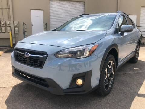 2018 Subaru Crosstrek for sale at The Auto & Marine Gallery of Houston in Houston TX