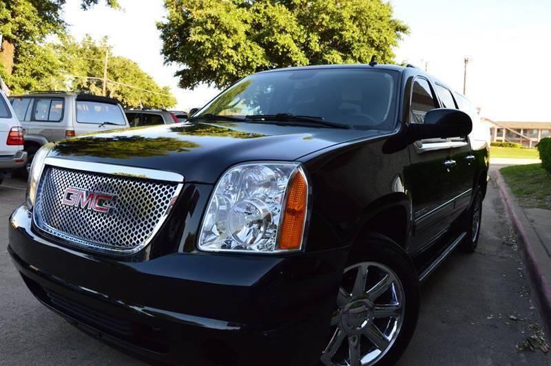 2010 GMC Yukon XL for sale at E-Auto Groups in Dallas TX