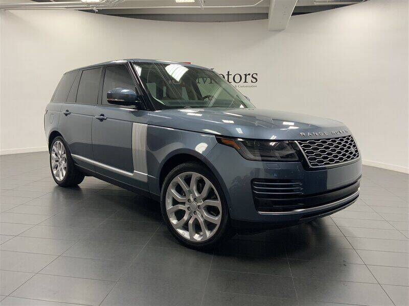 2018 Land Rover Range Rover for sale at 101 MOTORS in Tempe AZ