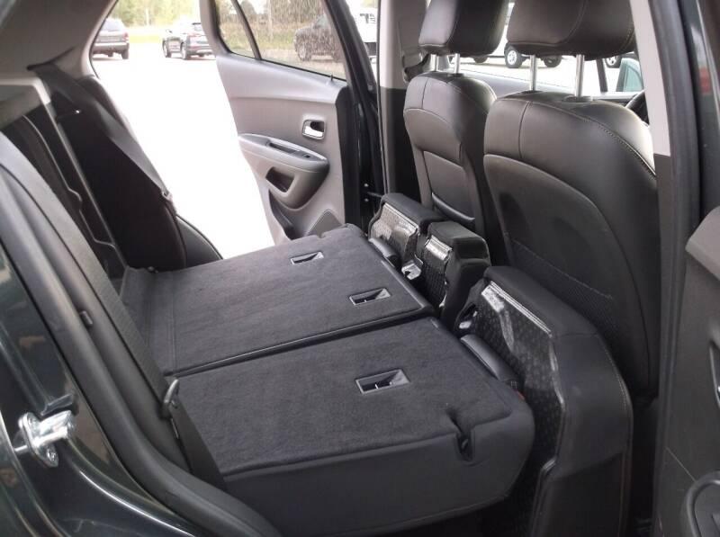 2017 Chevrolet Trax LT 4dr Crossover - Auburndale WI