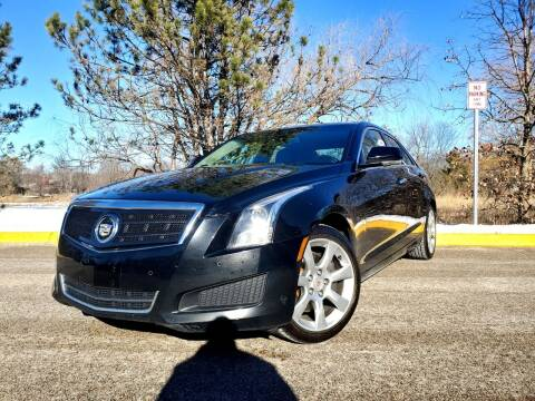 2014 Cadillac ATS for sale at Excalibur Auto Sales in Palatine IL