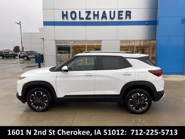 2022 Chevrolet TrailBlazer for sale in Cherokee, IA