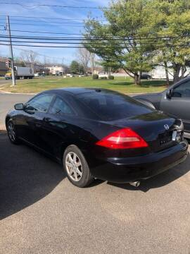 2004 Honda Accord for sale at QUALITY USED CARS LLC in Wallingford CT